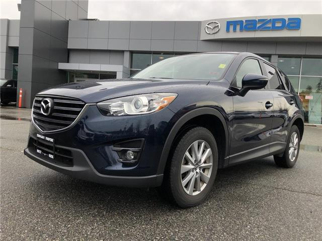 2016 Mazda CX-5 GS (Stk: P4384) in Surrey - Image 1 of 15