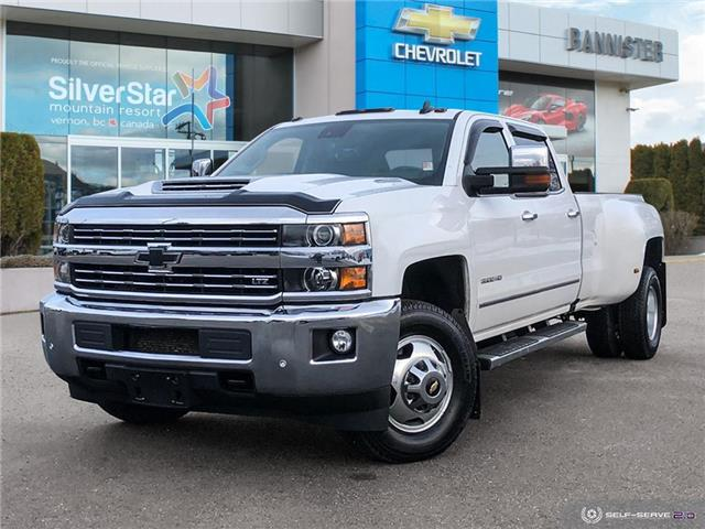 2018 Chevrolet Silverado 3500HD LTZ (Stk: 21057A) in Vernon - Image 1 of 25