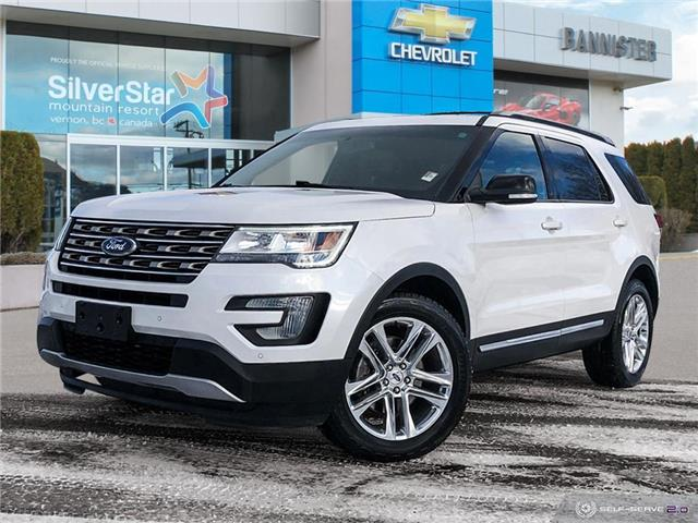 2017 Ford Explorer XLT (Stk: 21152A) in Vernon - Image 1 of 26