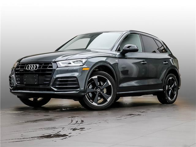 2019 Audi Q5 45 Progressiv (Stk: P4258) in Toronto - Image 1 of 27