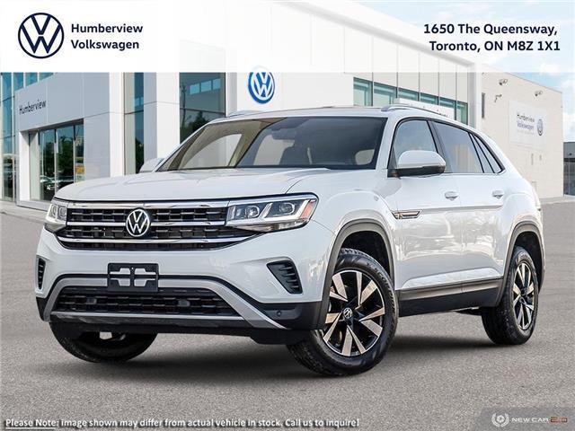 2021 Volkswagen Atlas Cross Sport 2.0 TSI Comfortline (Stk: 98226) in Toronto - Image 1 of 23