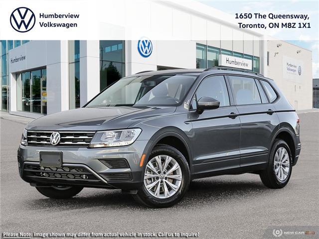 2021 Volkswagen Tiguan Trendline (Stk: 98266) in Toronto - Image 1 of 23