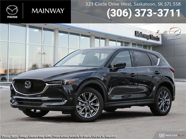 2021 Mazda CX-5 Signature (Stk: M21223) in Saskatoon - Image 1 of 23