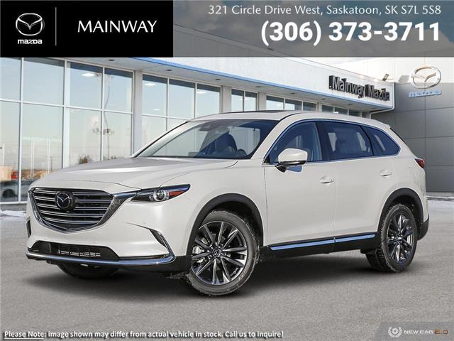 2021 Mazda CX-9 Signature AWD (Stk: M21227) in Saskatoon - Image 1 of 23