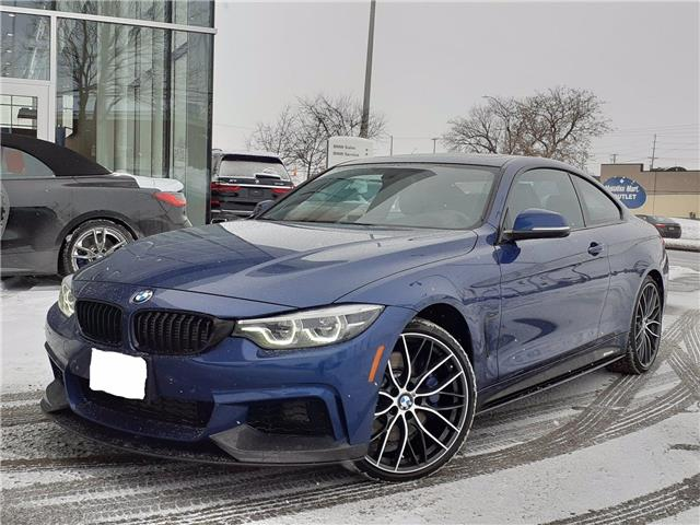 2018 BMW 440i xDrive (Stk: P9733) in Gloucester - Image 1 of 23