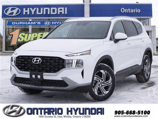 2021 Hyundai Santa Fe ESSENTIAL (Stk: 324144) in Whitby - Image 1 of 17