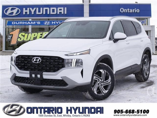 2021 Hyundai Santa Fe ESSENTIAL (Stk: 318062) in Whitby - Image 1 of 17