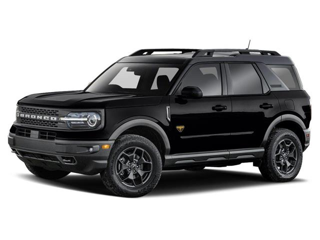 2021 Ford Bronco Sport Big Bend (Stk: MBR005) in Fort Saskatchewan - Image 1 of 2
