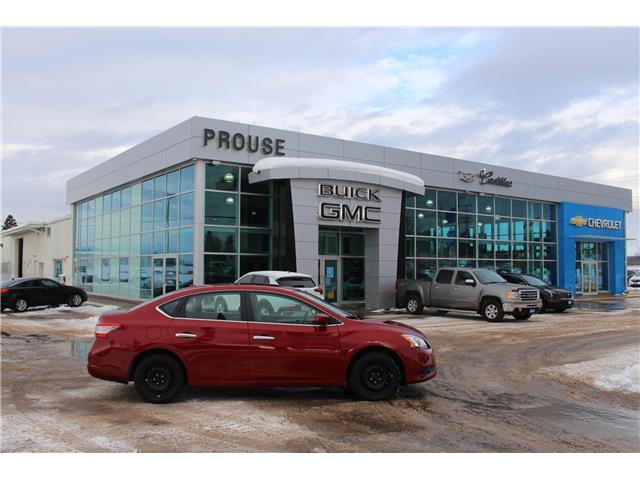 2014 Nissan Sentra  (Stk: 8443-21AA) in Sault Ste. Marie - Image 1 of 13