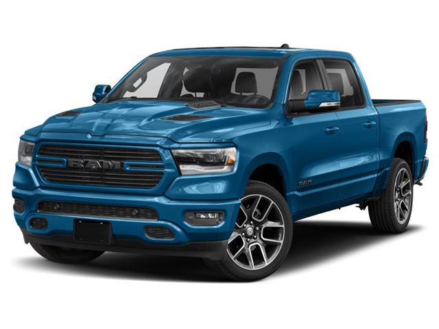 2021 RAM 1500 Sport (Stk: 2021-T44) in Bathurst - Image 1 of 9
