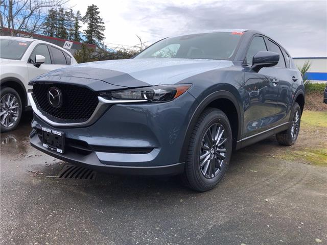 2021 Mazda CX-5 GS (Stk: 124992) in Surrey - Image 1 of 5