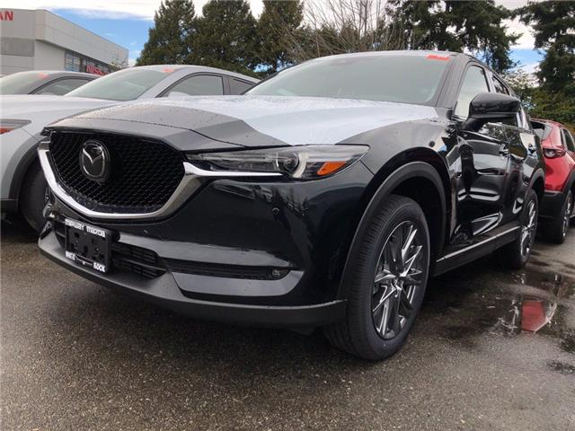2021 Mazda CX-5 Signature (Stk: 125890) in Surrey - Image 1 of 5