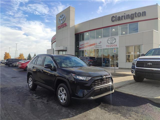 2021 Toyota RAV4 LE (Stk: 21313) in Bowmanville - Image 1 of 7
