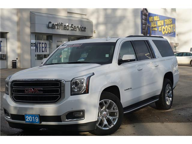 2019 GMC Yukon XL SLT (Stk: P3662) in Salmon Arm - Image 1 of 27