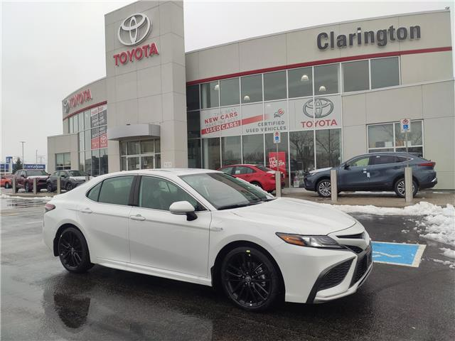 2021 Toyota Camry Hybrid XSE (Stk: 21189) in Bowmanville - Image 1 of 7