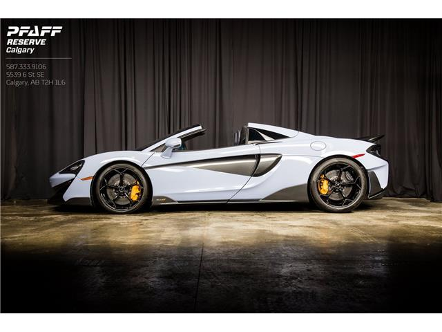 2020 McLaren 600LT Spider (Stk: MV0322) in Calgary - Image 1 of 23
