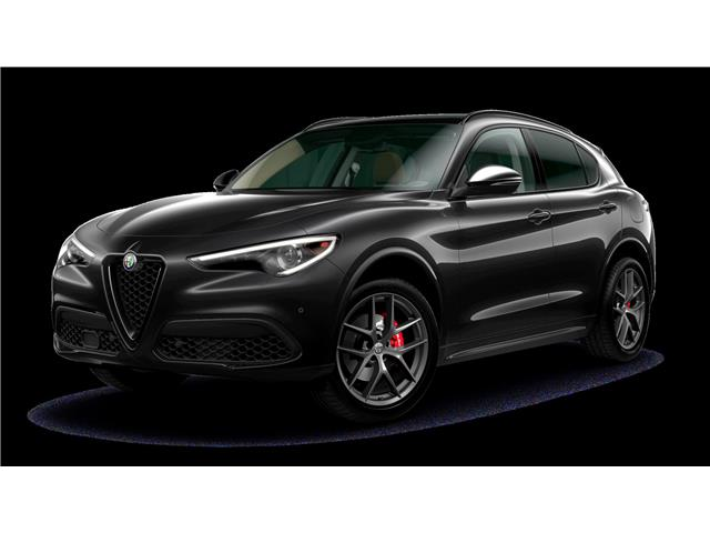 2021 Alfa Romeo Stelvio ti (Stk: ) in London - Image 1 of 1
