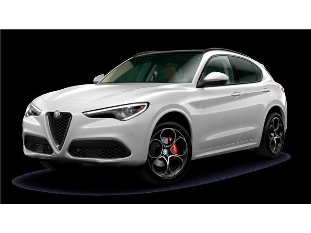 2021 Alfa Romeo Stelvio ti (Stk: ) in London - Image 1 of 1