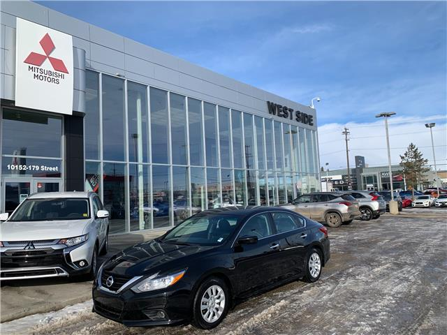 2018 Nissan Altima 2.5 SV (Stk: T20190A) in Edmonton - Image 1 of 24