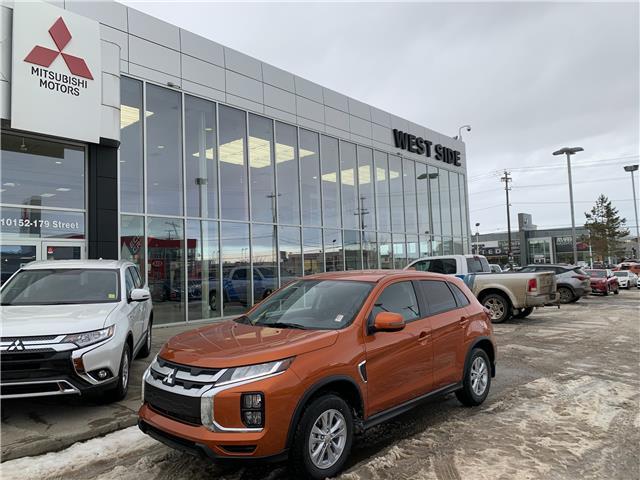 2021 Mitsubishi RVR SE (Stk: R21020) in Edmonton - Image 1 of 23