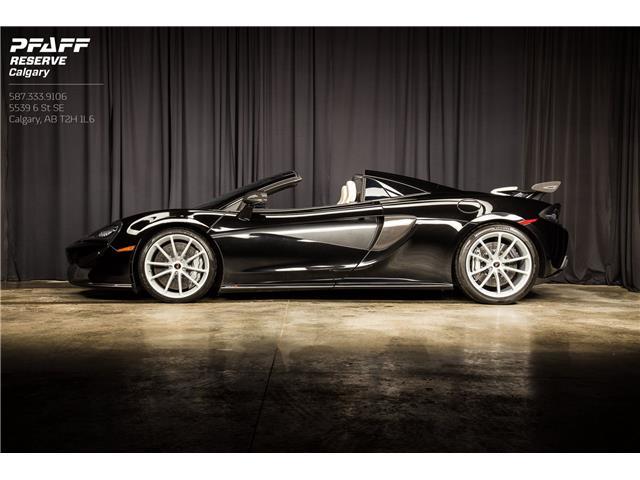 2018 McLaren 570S  Spider (Stk: VU0511) in Calgary - Image 1 of 24
