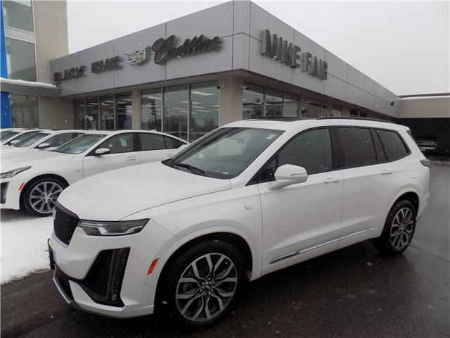 2021 Cadillac XT6 Sport (Stk: 21181) in Smiths Falls - Image 1 of 15