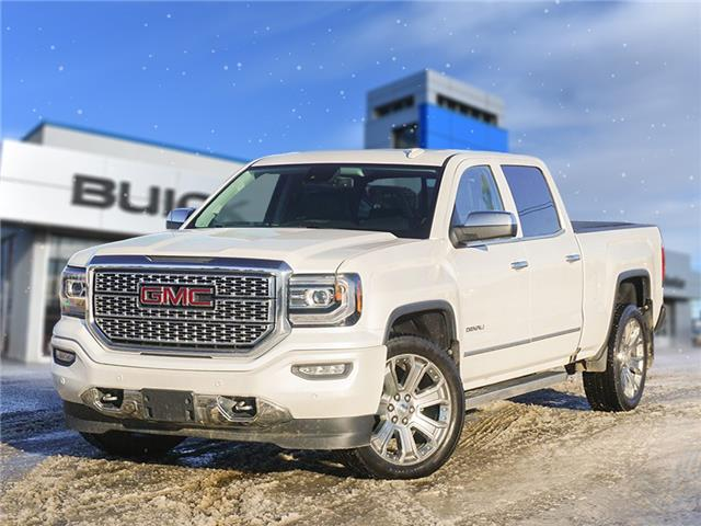 2017 GMC Sierra 1500 Denali (Stk: T21-1663A) in Dawson Creek - Image 1 of 14