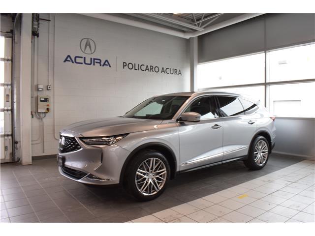 2022 Acura MDX Platinum Elite (Stk: N800612HANS) in Brampton - Image 1 of 29
