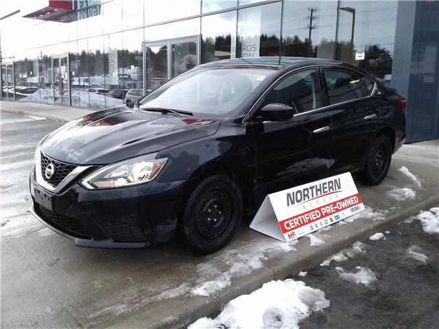 2016 Nissan Sentra 1.8 SV (Stk: 11616A) in Sudbury - Image 1 of 10