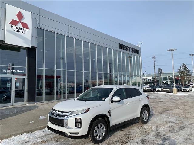 2021 Mitsubishi RVR ES (Stk: R21016) in Edmonton - Image 1 of 22