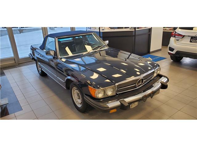 1983 Mercedes-Benz 380 SL 2 dr Coupe 380SL (Stk: ) in Owen Sound - Image 1 of 21
