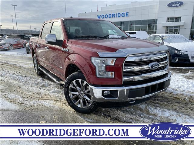 2015 Ford F-150  (Stk: M-401A) in Calgary - Image 1 of 23