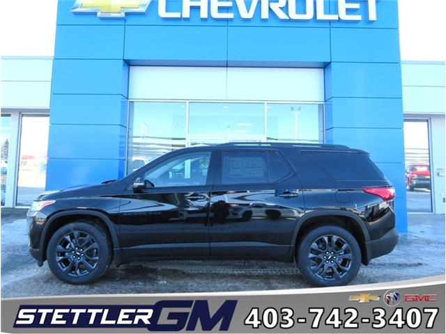 2021 Chevrolet Traverse RS (Stk: 21086) in STETTLER - Image 1 of 21