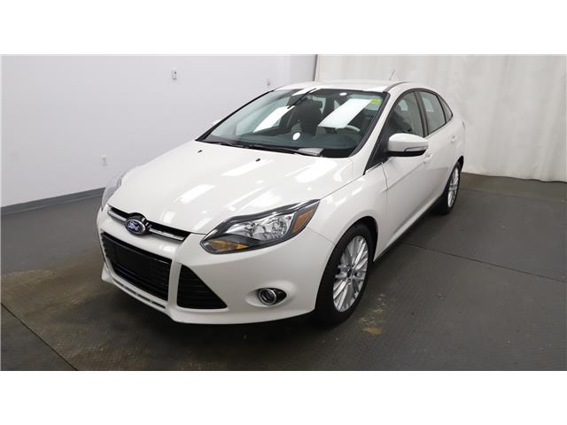 2013 Ford Focus Titanium 1FADP3J29DL101465 225187 in Lethbridge