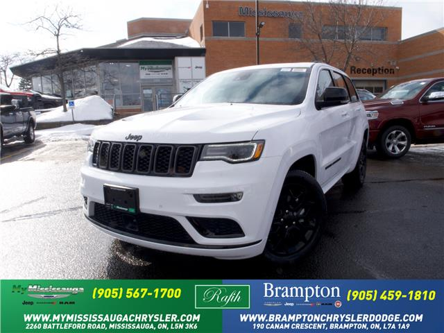 2021 Jeep Grand Cherokee Limited (Stk: 21246) in Mississauga - Image 1 of 6