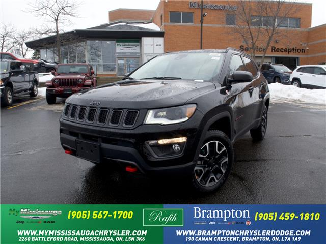2021 Jeep Compass Trailhawk (Stk: 21150) in Mississauga - Image 1 of 6