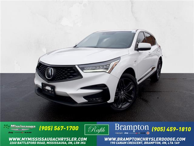 2020 Acura RDX A-Spec (Stk: 1323) in Mississauga - Image 1 of 30