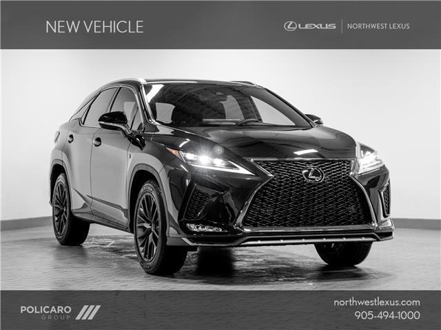 2021 Lexus RX 350 Base (Stk: 280102) in Brampton - Image 1 of 24
