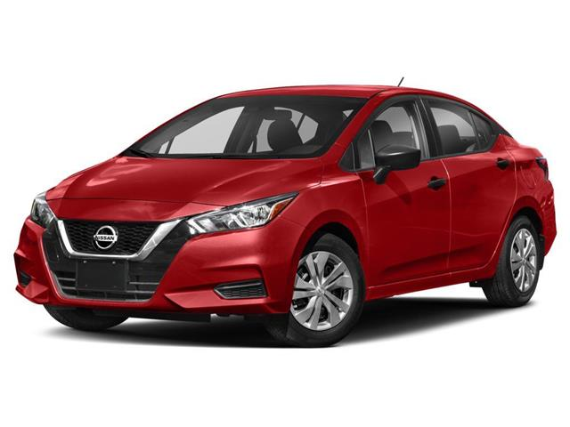 2021 Nissan Versa SV (Stk: M178) in Timmins - Image 1 of 9