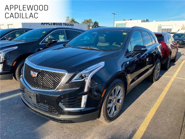2021 Cadillac XT5 Sport (Stk: K1B043) in Mississauga - Image 1 of 5