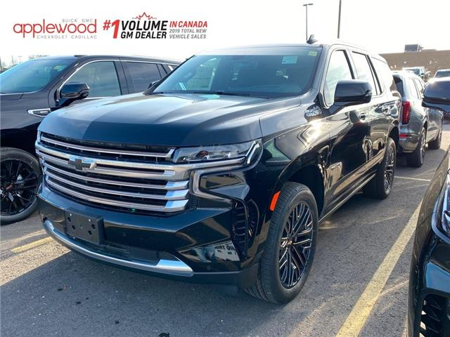 2021 Chevrolet Tahoe High Country (Stk: T1K007) in Mississauga - Image 1 of 5