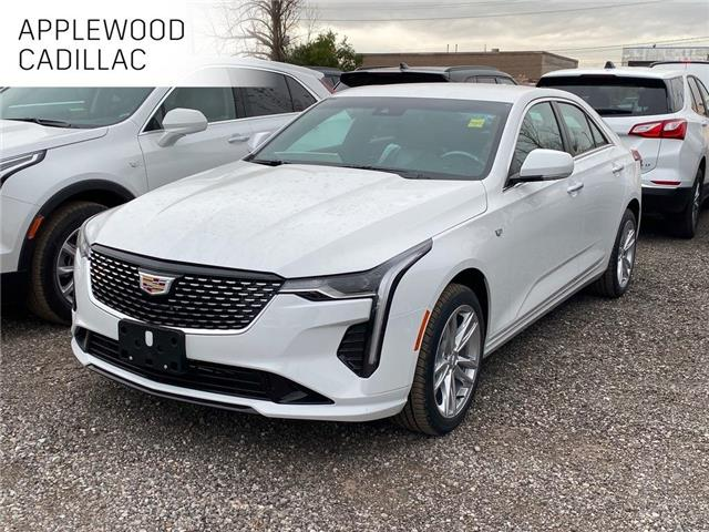 2021 Cadillac CT4 Luxury (Stk: K1T012) in Mississauga - Image 1 of 5