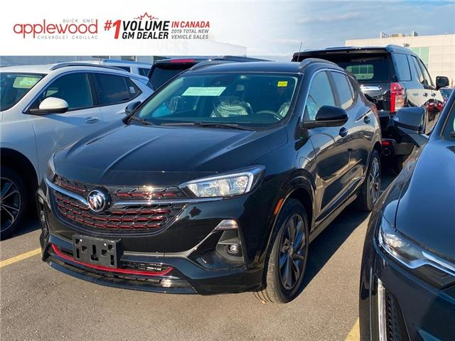 2021 Buick Encore GX Preferred (Stk: B1E017) in Mississauga - Image 1 of 5