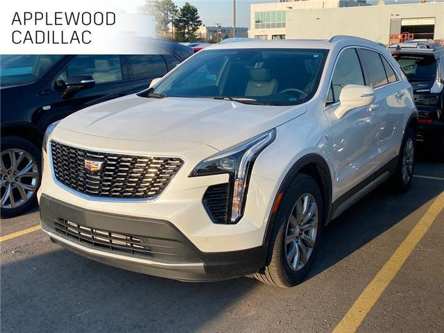 2021 Cadillac XT4 Premium Luxury (Stk: K1D063T) in Mississauga - Image 1 of 5