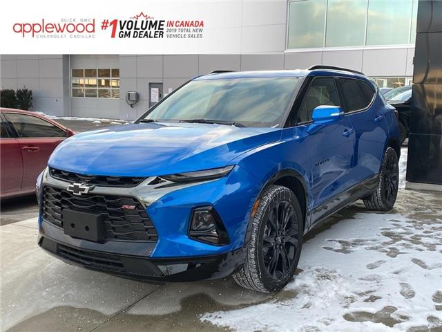 2021 Chevrolet Blazer RS (Stk: T1B008T) in Mississauga - Image 1 of 5