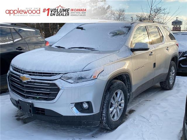 2021 Chevrolet Traverse LT Cloth (Stk: T1T014) in Mississauga - Image 1 of 5