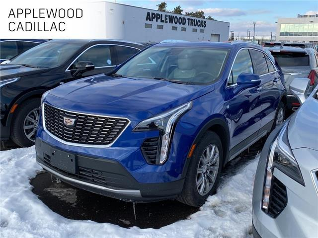 2021 Cadillac XT4 Premium Luxury (Stk: K1D074T) in Mississauga - Image 1 of 5