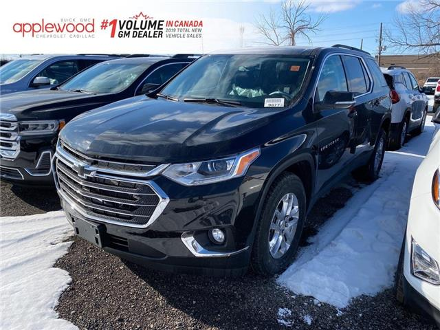 2021 Chevrolet Traverse LT Cloth (Stk: T1T017) in Mississauga - Image 1 of 5