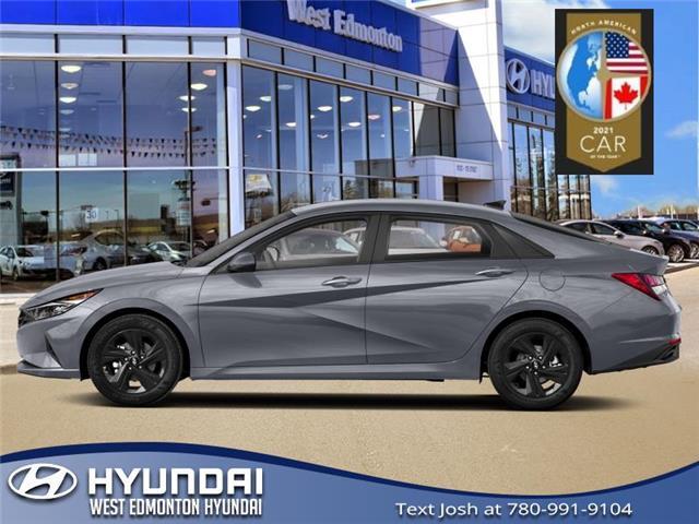 2021 Hyundai Elantra Preferred (Stk: EL17693) in Edmonton - Image 1 of 1