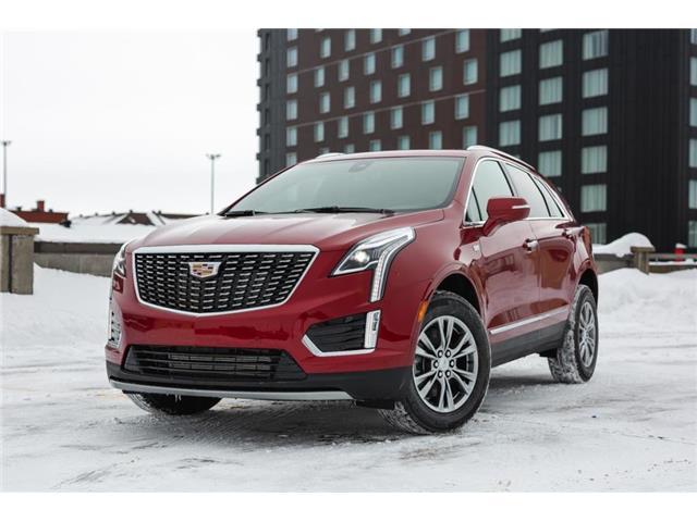 2021 Cadillac XT5 Premium Luxury (Stk: M0302) in Trois-Rivières - Image 1 of 28